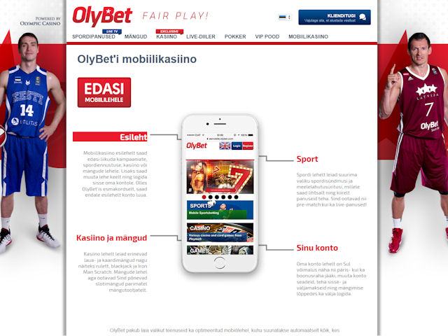 OlyBet screenshot 3