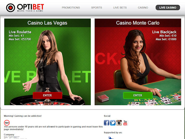 Optibet screenshot 5
